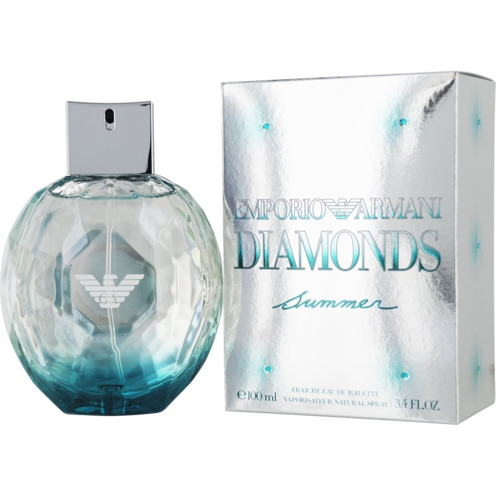 Emporio Armani Diamonds for Women Summer Edition